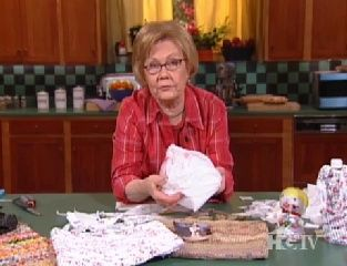 Carol Duvall Christmas Crafts