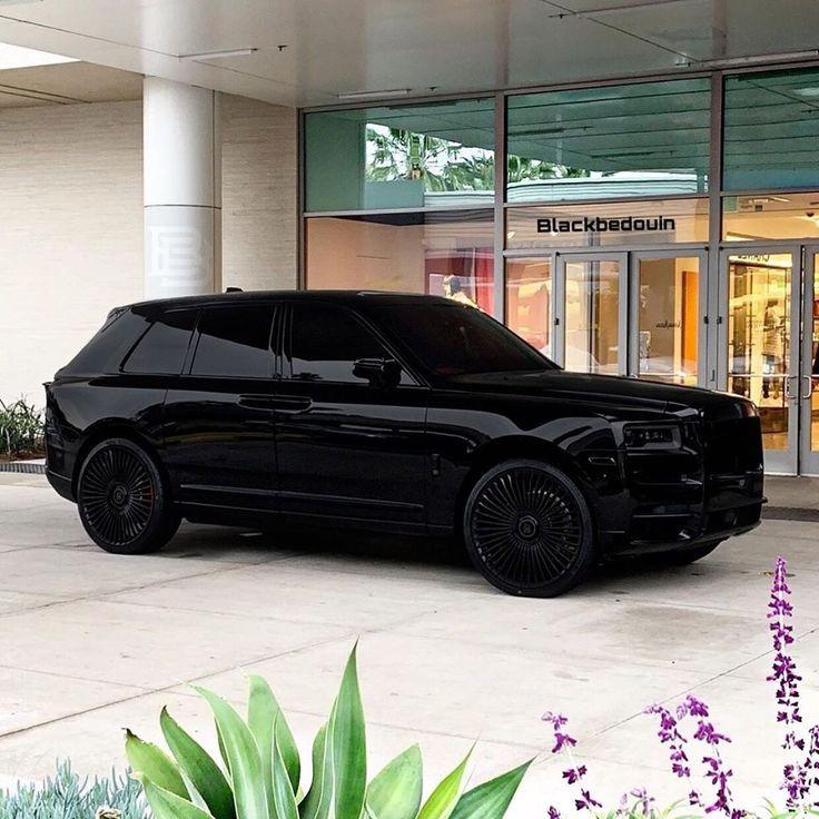 Black On Instagram Rolls Royce Cullinan Tag Yo Black Cullinan Instagram Rollsroyce T Luxury Cars Rolls Royce Rolls Royce Dream Cars