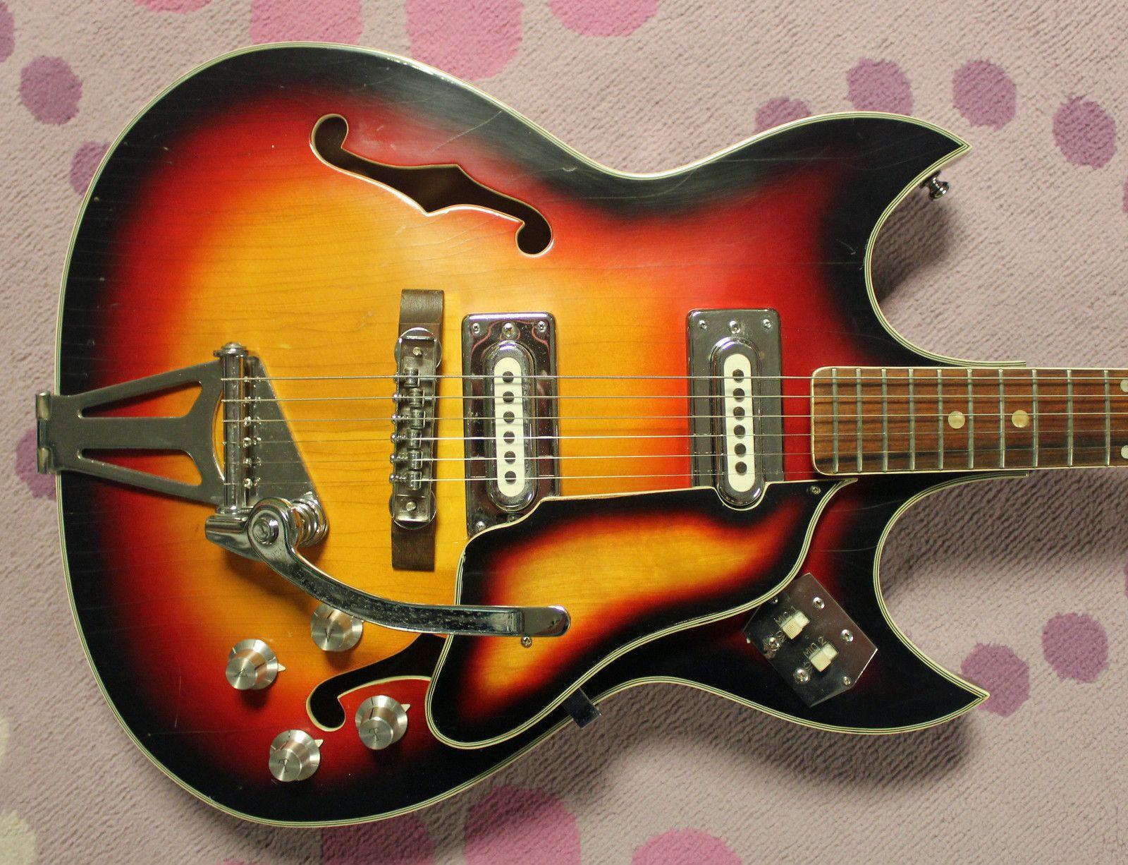 17d67813fe2a156bf3641d59d663c46d 1960s barney kessel fiama vintage japan teisco & vintage mij  at crackthecode.co