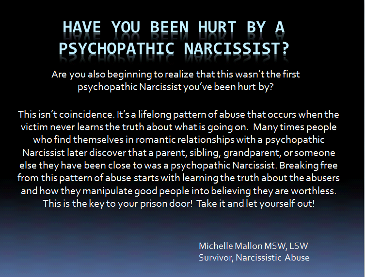How To Recover From Narcissistic Abuse