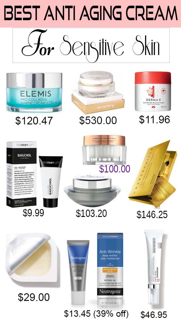 At What Age Should You Start Using Anti Aging Cream In 2020 Best Anti Aging Creams Anti Aging Cream Anti Aging Skin Products
