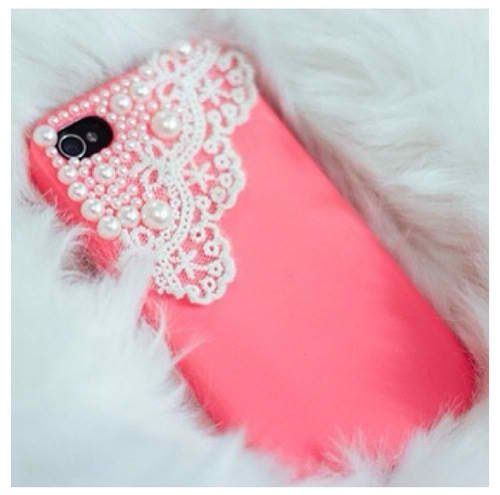 pink phone case beautiful