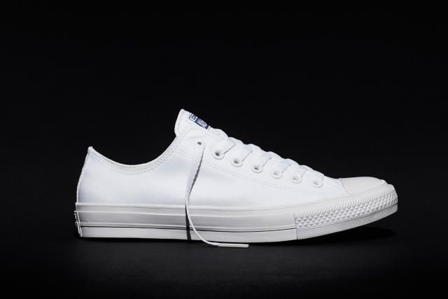 Meet The Chuck II, The First New Converse All Star Design In