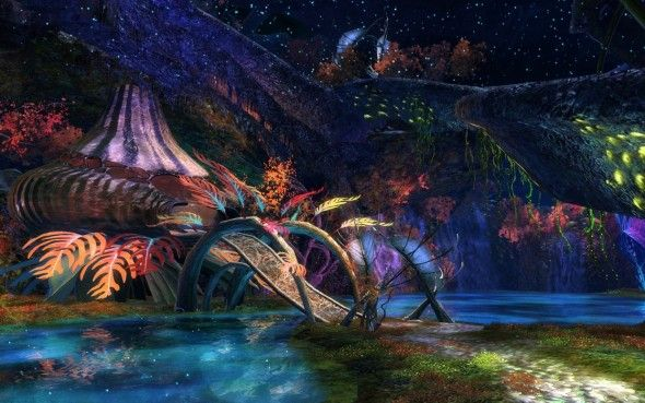 Home of the Sylvari, new fairy race in Guild Wars 2! | Fairy