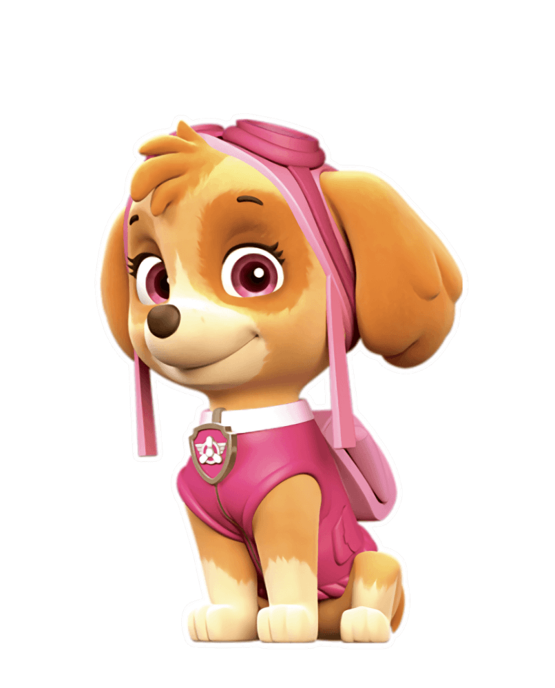 Patrulha Canina Skye 5 Em 2020 Skye Patrulha Canina