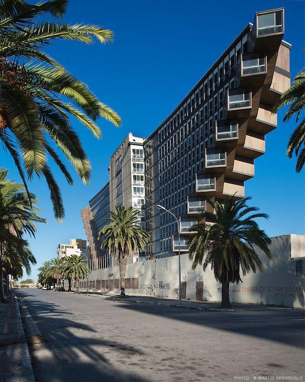 Tunis Tunisie 2012 Grand Hotel Du Lac