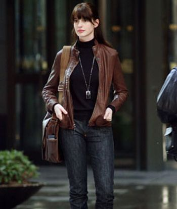 17 Best images about brown leather jacket on Pinterest