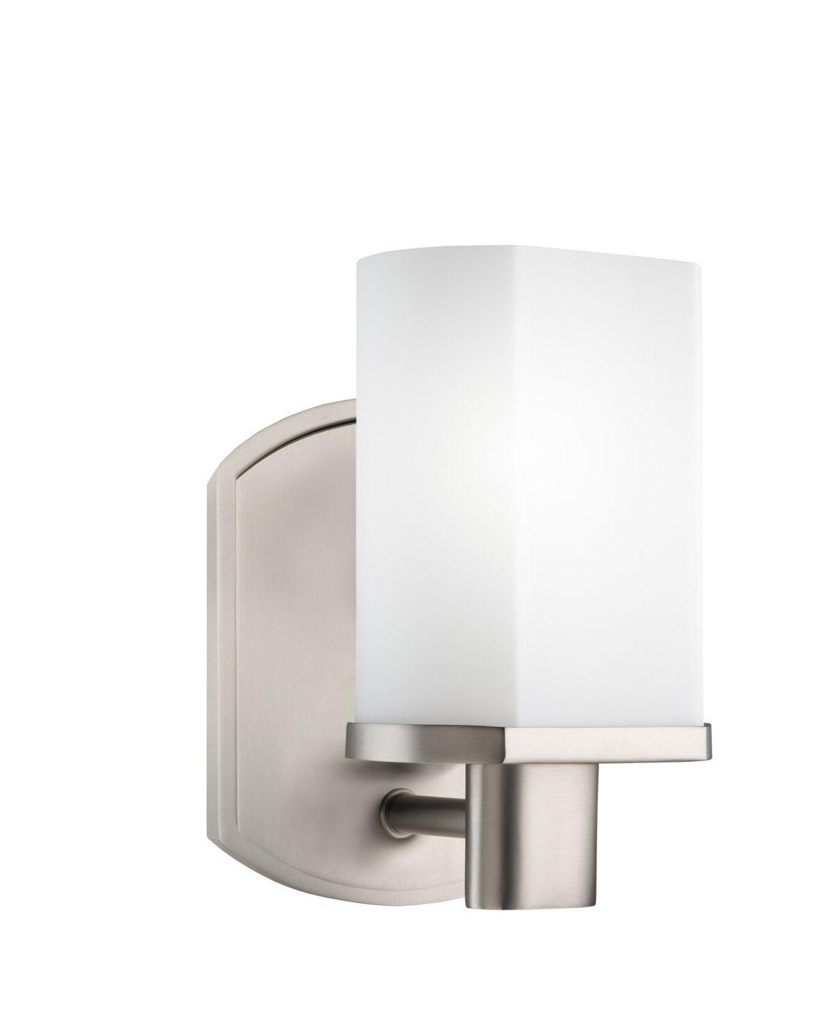 21+ Bathroom sconces brushed nickel ideas