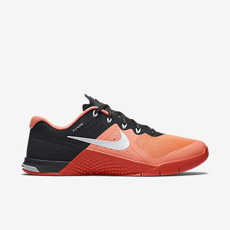 The Nike Metcon 2 for Women in a serious CrossFit shoe at