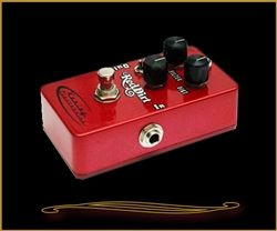 Keeley Red Dirt Overdrive Pedal at The Guitar Sanctuary McKinney Texas