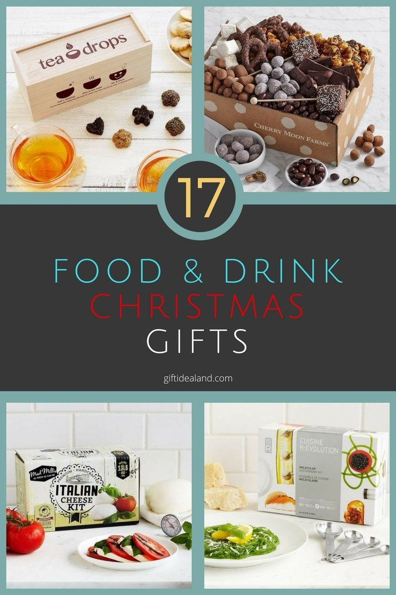 17 Awesome Christmas Food And Drink Gifts