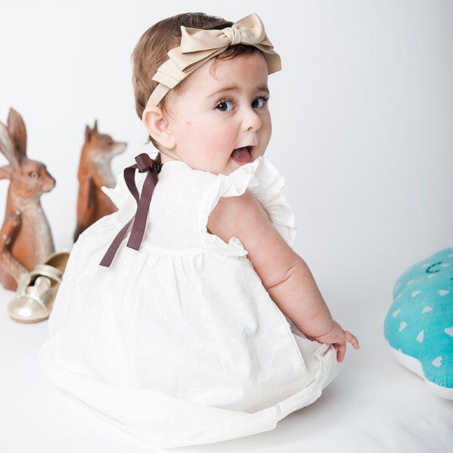 Arim Closet Milk Dots Dress Greenberry Kids (With images