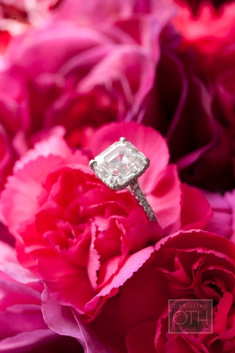 New York City Wedding by Christian Oth Studios | Engagement, Ring ...