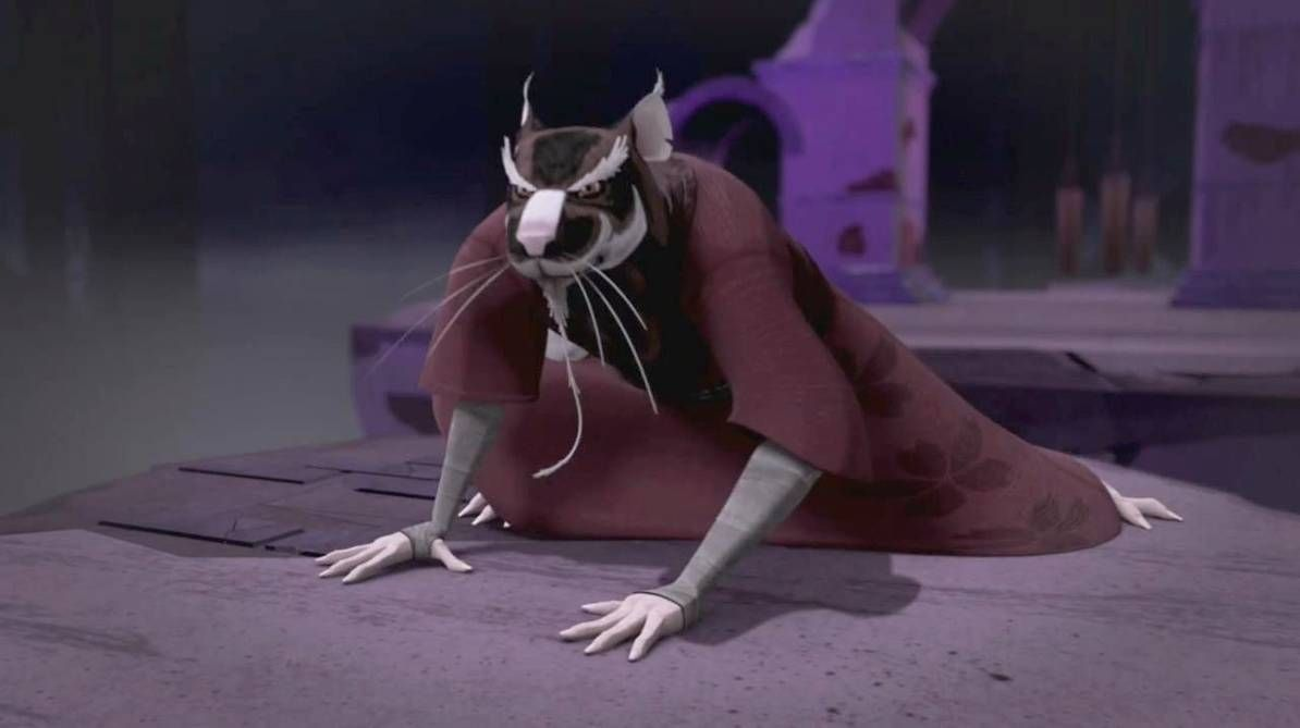 Tmnt2012 S2 E12 Splinter By Https Www Deviantart Com