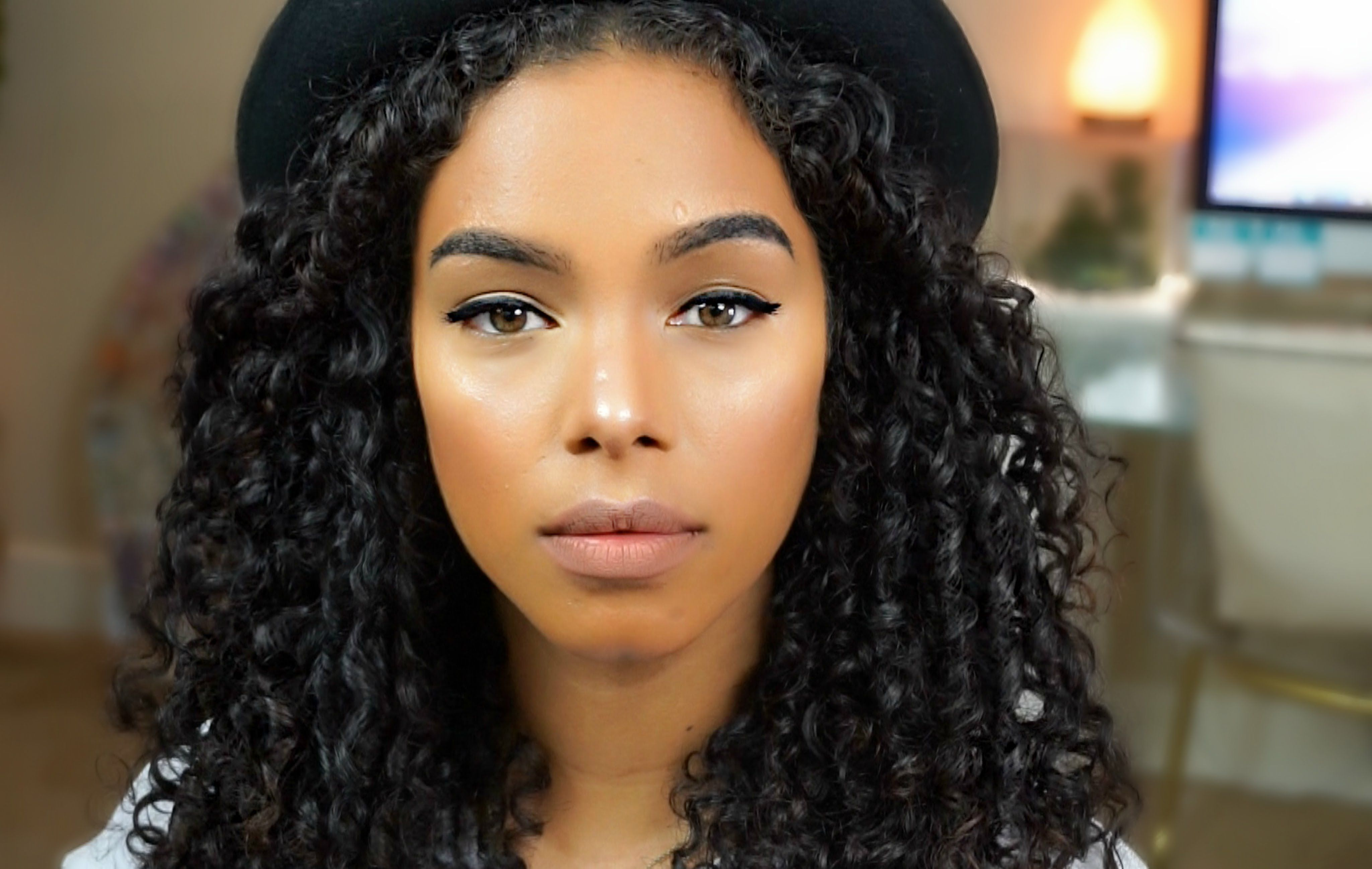 Winter Glow Wearable Natural Makeup Routine SunKissAlba