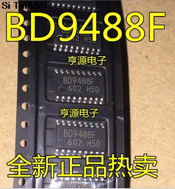 BD9488F SOP-18 Active Components Pinterest