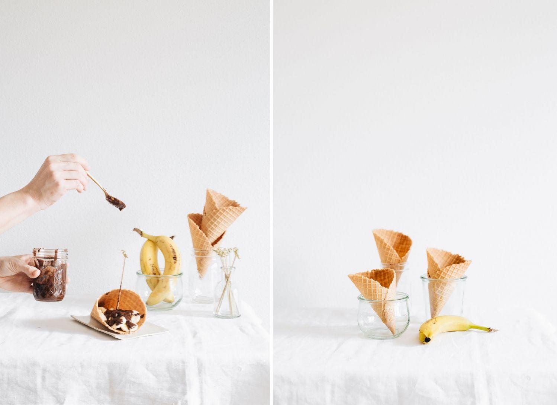 """Die """"heiße Liebe"""" des Winters » Geschmacksmomente, dieses Dessert ist jede Sünde wert #geschmacksmomente #banane # Schokolade #himmlischesdessert"""