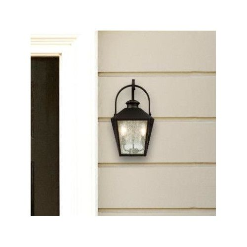 Westinghouse Lighting Valley Forge 2 Light Outdoor Wall