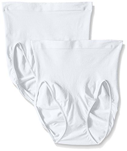 world-wide renown low price sale hot-selling professional Maidenform Flexees Women's Shapewear Hi-Cut Brief 2-Pack ...