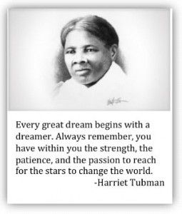 harriet tubman quotes - Google Search