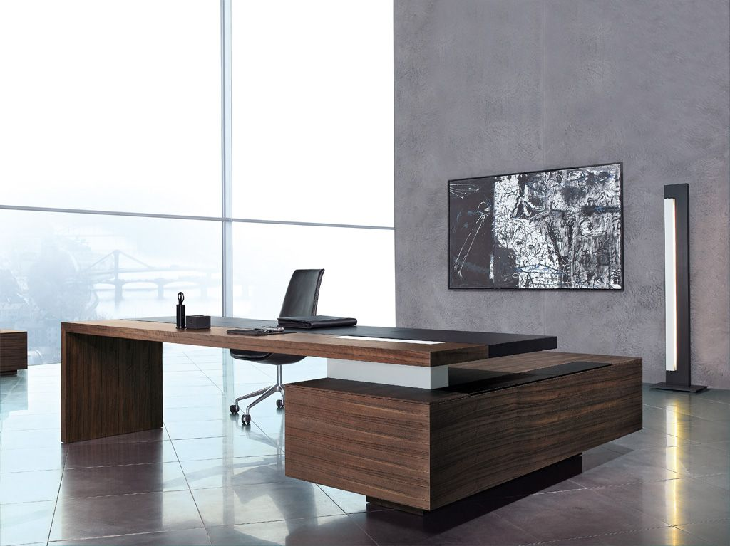 Pin By Mariana Hojman On Modern Office Design Office Table Design Modern Office Design Office Interiors