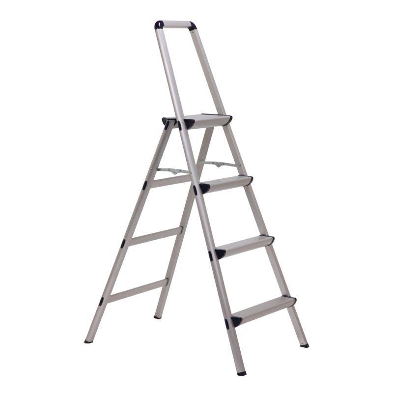 Xtend and Climb FT-4 Ultralight Step Stool Four Step Ladder Step Stool 4 Step