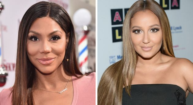 Adrienne Bailon Reacts to Tamar Braxton's The Real Exit