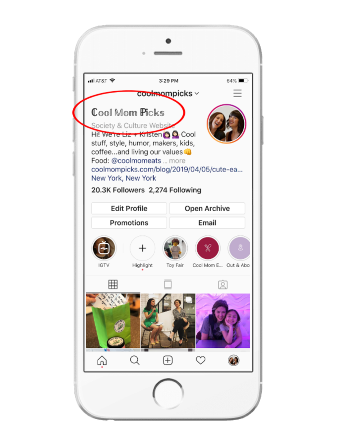 How To Change Your Instagram Bio Font Really Easily We Ve Got Step By Step Instructions For This Cool Instagram Hack On Instagram Bio Instagram Font Insta Bio