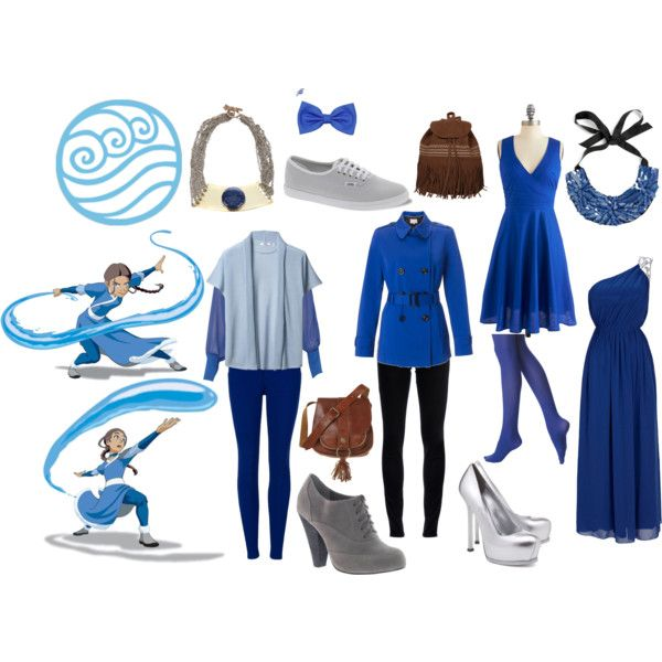 Casual Cosplay , Katara
