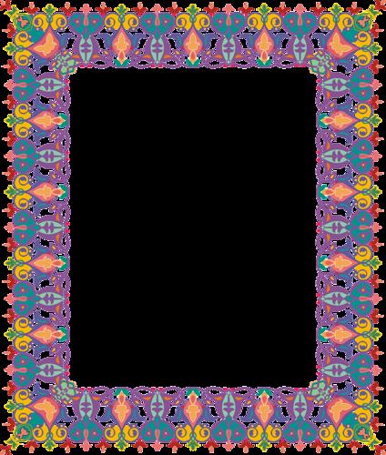 اطارات اسلاميه جديده للتصميم جديد سكرابز 3dlat Net 02 17 5cc2 Flower Wallpaper Wallpaper Home Decor