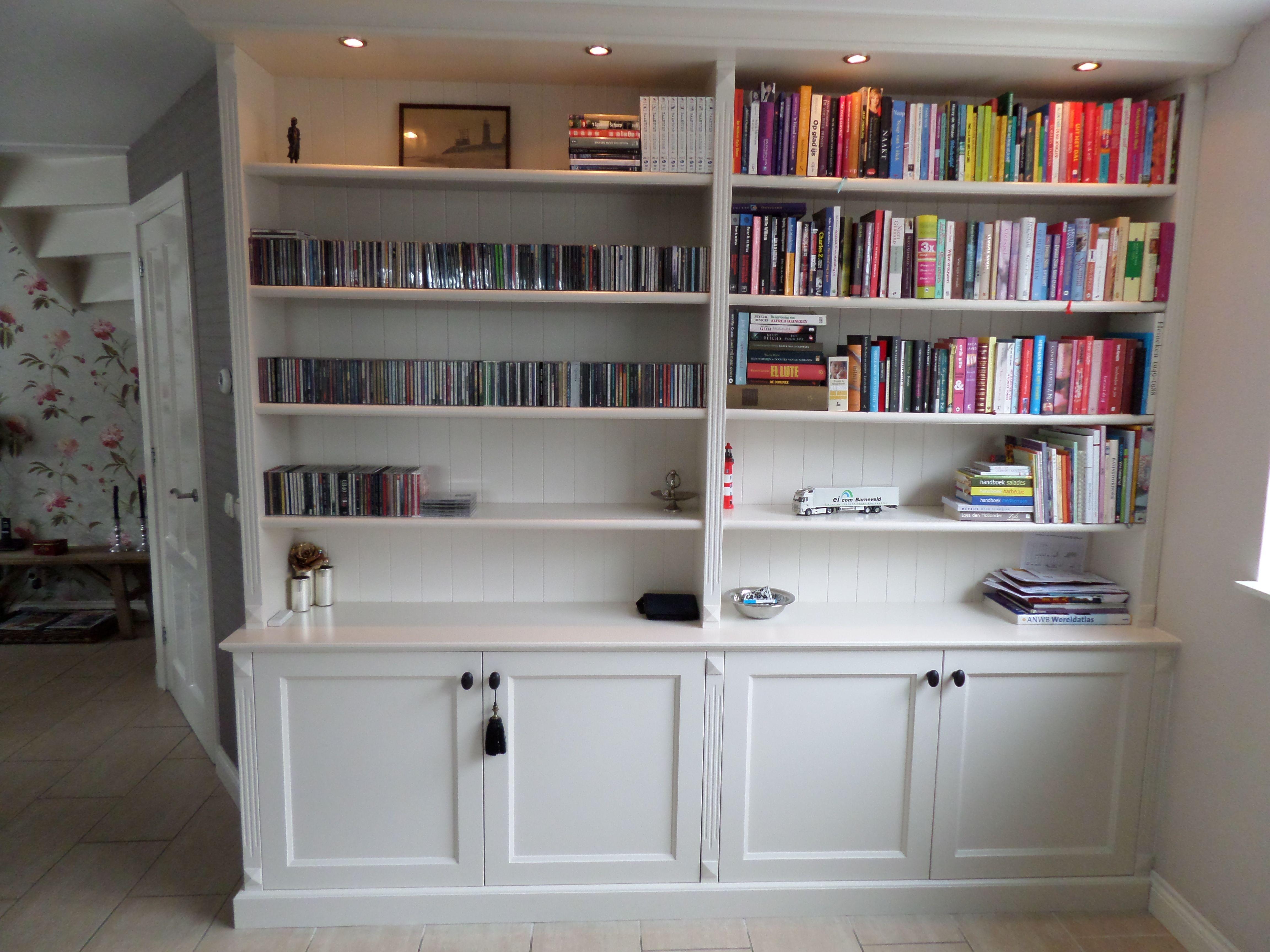 Witte Kast Woonkamer : Kast woonkamer wit simple inspirerend kast met complete meubelset