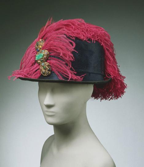 Hat  Jeanne Lanvin, 1914  The Philadelphia Museum of Art