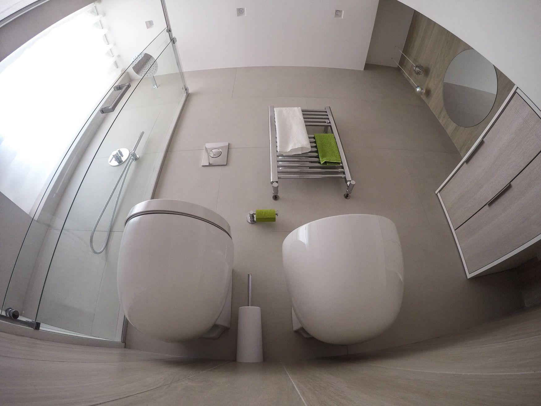 Minima architettura roma bagno design ristrutturazione