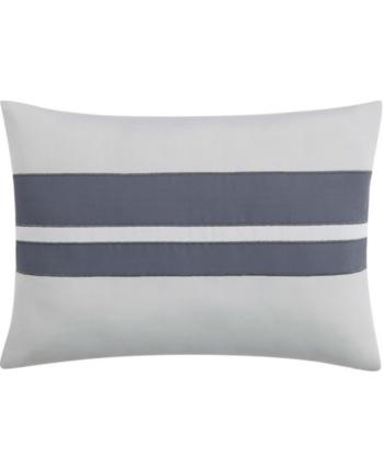 Vince Camuto Capri 14 Quot X 20 Quot Decorative Pillow Blue In