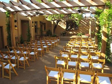 our wedding ceremony location - Oliva on the Hill in St. Louis, MO ...