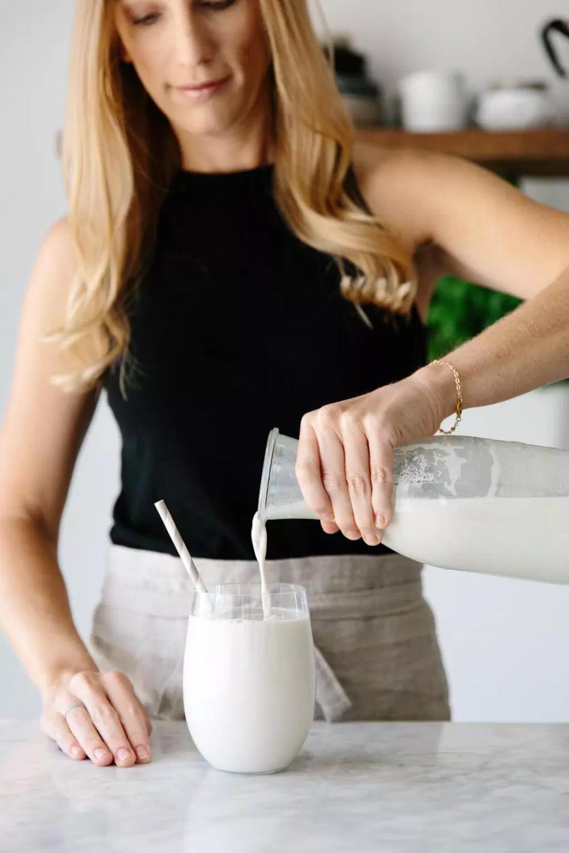 Cashew milk is a delicious and creamy dairyfree vegan nut