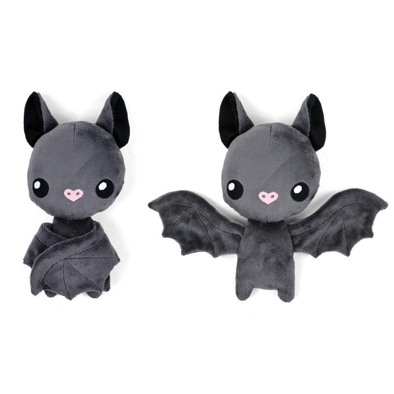 Floppy Bat Plush Stuffed Toy Animal sewing pattern by | Plush Life ...