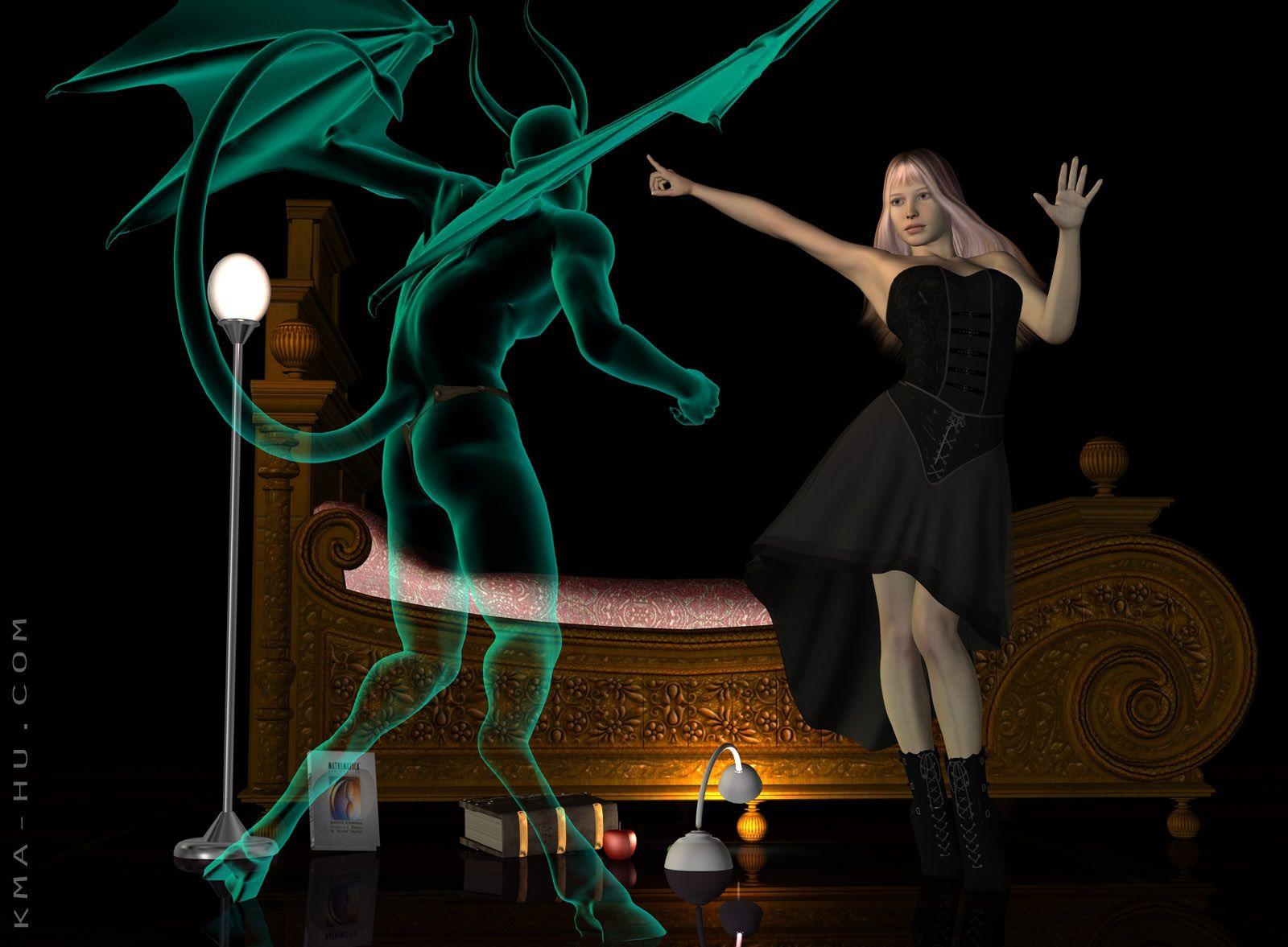 Lorian resist devil. http://kma-hu.com/3ds/