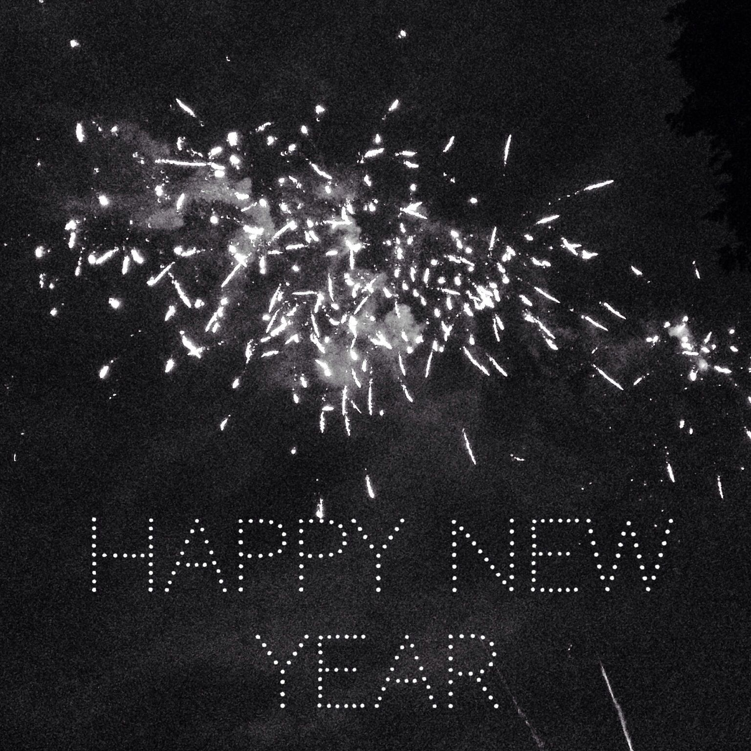 A slightly belated happy New Year lovely people! I hope you had a ...