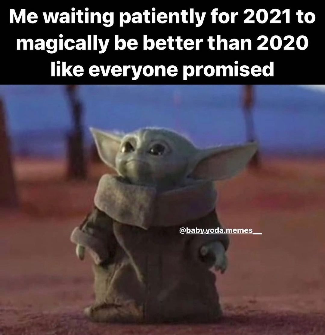 Baby Yoda Memes On Instagram Maybe It Just Needs A Few More Days To Work It S Magic Follow Baby Yoda Memes In 2021 Yoda Funny Yoda Meme Funny Babies