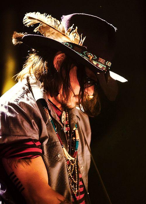 Johnny Depp Bohemian Style MenBohemian