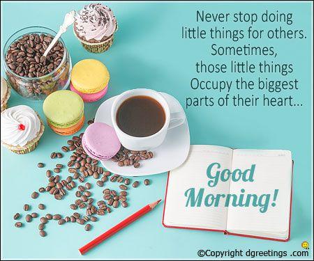 Goodmorning ecards