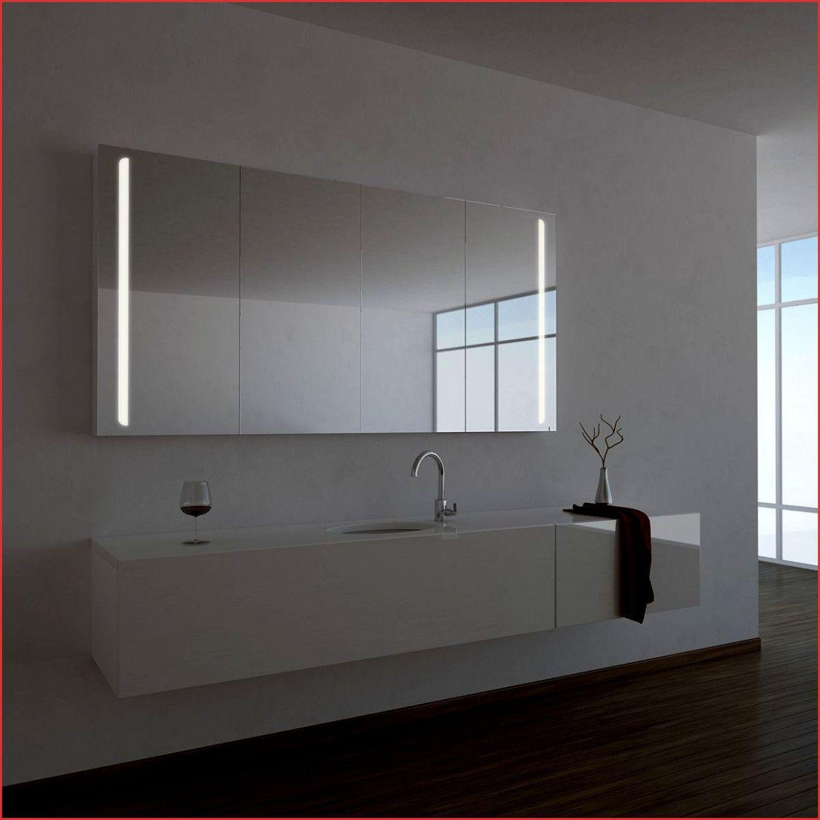 So Wird Einbau Badezimmerschrank In 15 Jahren Aussehen Spiegelschrank Bad
