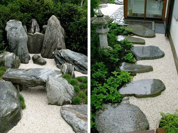 Japanese gardens modern landscaping landscape by design for Contemporary japanese garden