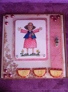 Andersens scrapperier: masse enkle 6x6 kort uten masse blomster og stasj