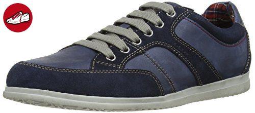 Geox Copacabana E, Herren Sneaker, Blau (Navy), 43 EU - Geox