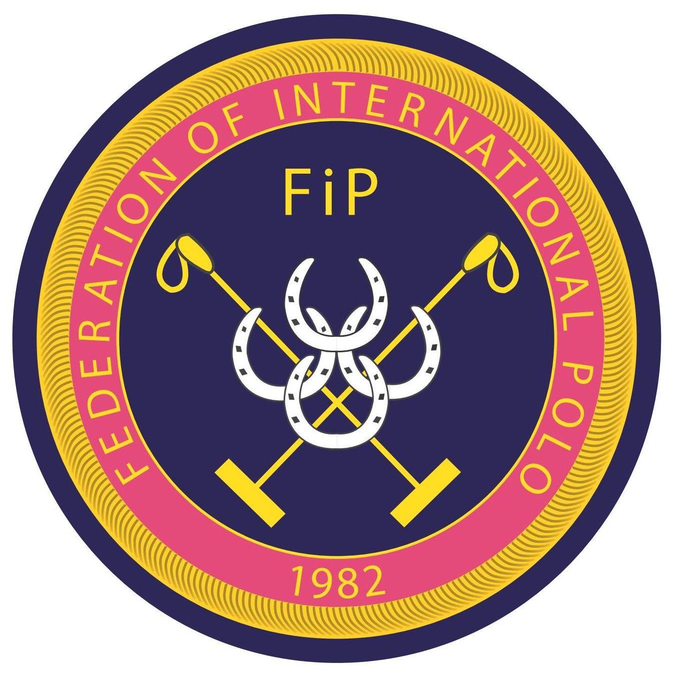 Federation of International Polo (FIP) Logo [EPS File