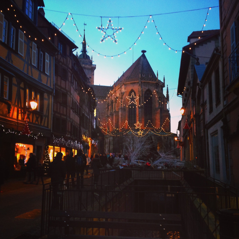 Marche de noël de Colmar, Alsace