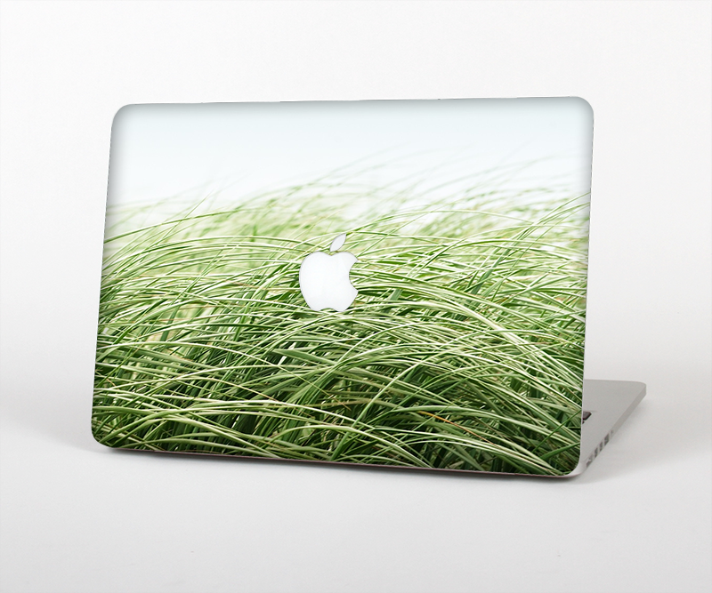 """The Grassy Field Skin Set for the Apple MacBook Pro 15"""" with Retina Display from Design Skinz"""
