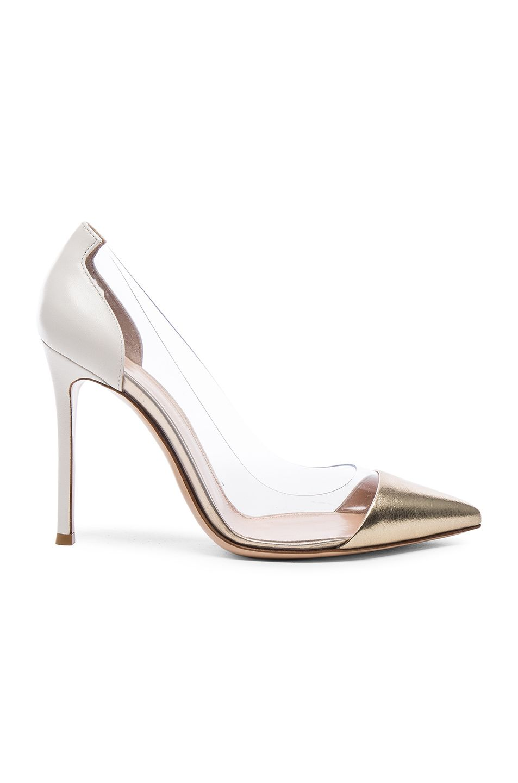 Read more Off-White Patent & PVC Plexi Heels r3GZQ